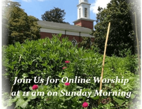 Join Us For Zoom Online Worship