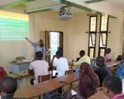 Niger nursing workshop